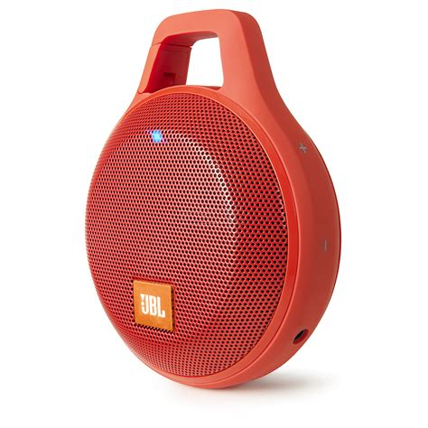 Jbl Clipwireless Portable Bluetooth Speaker portable wireless speaker clip jbl bluetooth jblclipplusred