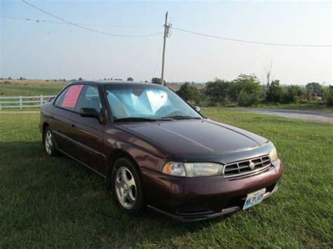 burgundy subaru legacy sell new 1999 subaru legacy l sedan 4 door 2 2l in callao