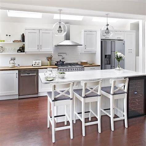 kitchen island units uk white modern kitchen with island unit decorating