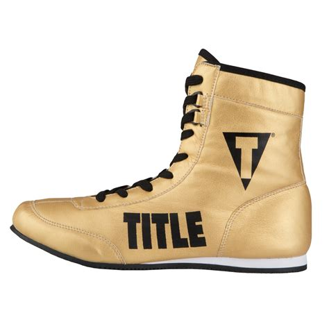 gold boxing shoes s title money metallic flash boxing shoes gold