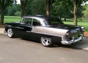 1955 Chevrolet Belair 1955 Chevrolet Bel Air Custom 2 Door Hardtop 65810