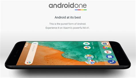 Android One by Why Xiaomi And S Android One Initiative Are