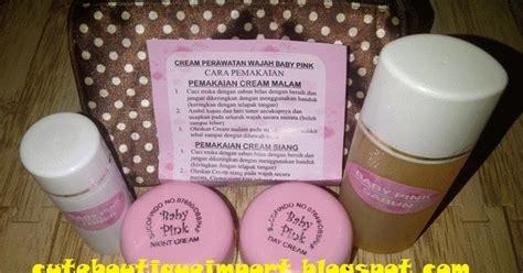 Baby Pink Sucofindo Pemutih Wajah 30gr boutique import new packing tulisan timbul