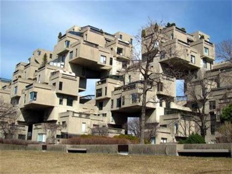 Floor Plan Definition Architecture まるで立体パズルのような無茶な建物 カナダの アビタ67団地 がすごい らばq