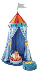 haba swinging tent haba pirate s treasure tent blueberry forest