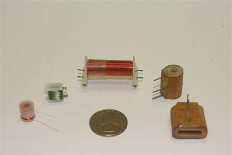 inductor printed on circuit board printed circuit board components industrial coils llc custom coil winding and insert