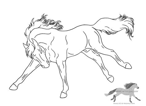 coloring pages of bucking horses wyoming bucking horse outline car interior design