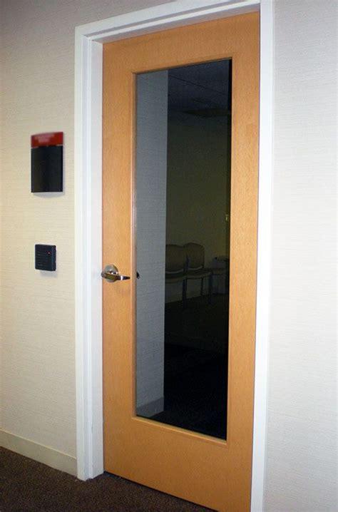 Wood With Glass Doors by Commercial Door Photo Gallery