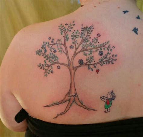 the giving tree tattoo best 25 giving tree tattoos ideas on the give