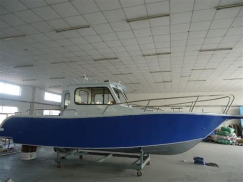 boat cabin rod holders 21ft 6 25m aluminum cuddy cabin boat australia designs