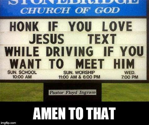 Church Sign Meme - good advice from your local church imgflip