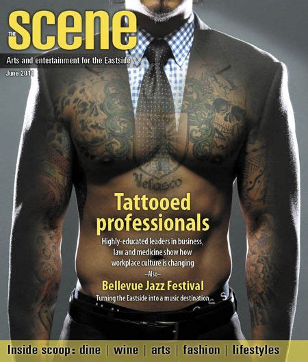 professionals with tattoos scenecover inked professionals