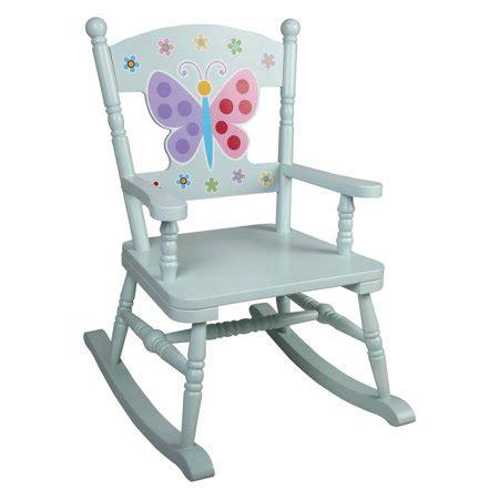 olive kids butterfly garden rocking chair walmartcom