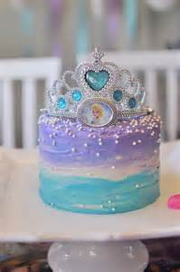 picture disney frozen birthday cake tiara