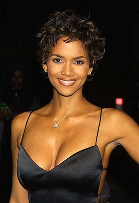 halle berry pixie cuts short hairstyles 2016 2017