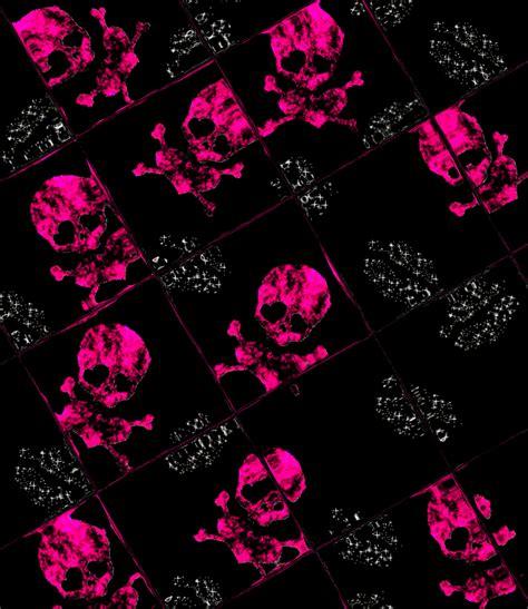 wallpaper skull pink pink skull wallpaper 02 by barbaraaldrette on deviantart