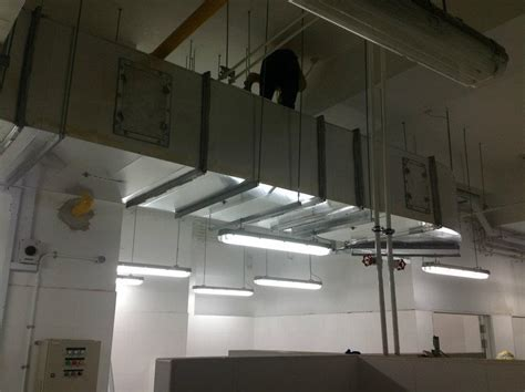 Kitchen Exhaust Duct Installation   KBE Air Conditioning
