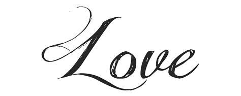 imagenes de la palabra i love you love en manuscrita el blog de una novia