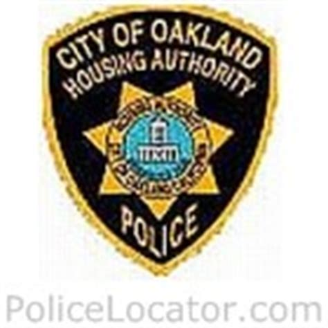 Arrest Records Oakland Ca Oakland Housing Authority Department In Oakland California