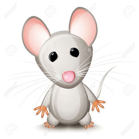 Mouse Clipart by Rodent Clipart Mouse Pencil And In Color Rodent
