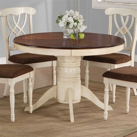 Pinterest Pictures Of Yellow End Tables With Gray i like the cream colored legs and the brown stained table