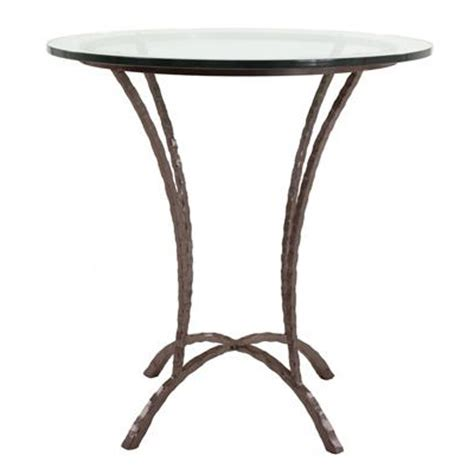 Hudson Pub Table by Charleston Forge T502 Dining And Pub Table Hudson 36 Inch