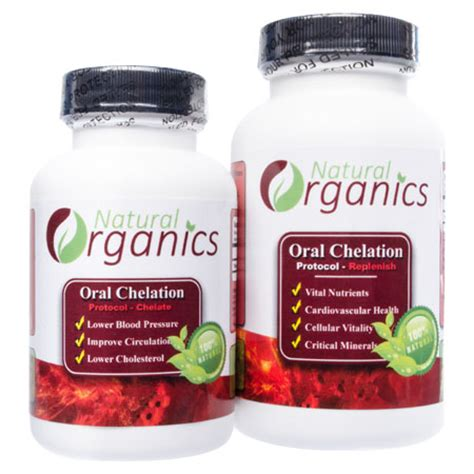 Chelation Detox Cholesterol by Chelation