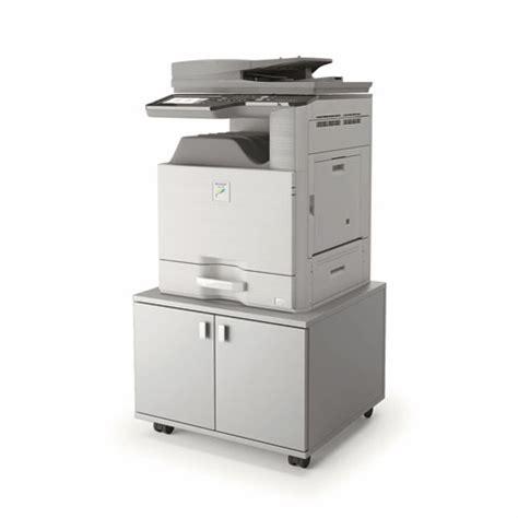 fotocopiatrice da ufficio mobile per fotocopiatrice 61 215 56 cm linekit