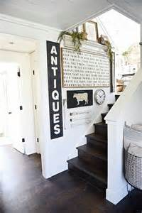 diy stairway gallery wall a great for diy farmhouse