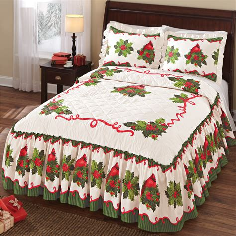 christmas bedspreads and comforters 32720