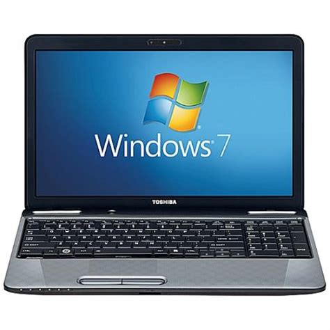 toshiba satellite l750 171 laptop intel i5 2 4ghz 6gb ram 750gb 15 6 quot gt 525m 2gb 163