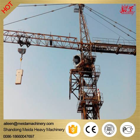 Tower Crane Mast Section by Favorable Price Qtz40 4510 4ton Tower Crane For Sale In India Buy Tower Crane In India Tower