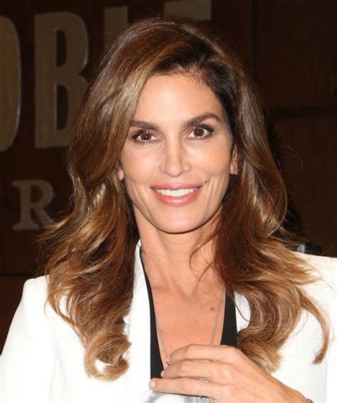 Long Hairstyles For 2016 Thehairstylercom | cindy crawford hairstyles in 2018
