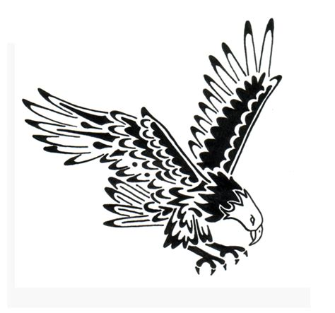 eagle tattoo tribal eagle tattoos designs ideas and meaning tattoos for you