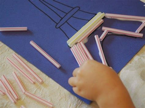 eiffel tower craft for 74 best images about around the world activities