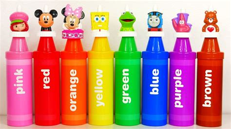 4 In 1 Crayon Set Mickey Minnie 4 Tingkat Isi 46 Pcs Crayon crayons mickey mouse minnie mouse playset toys for