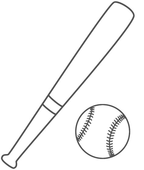 baseball bat template baseball bat coloring pages coloring pages