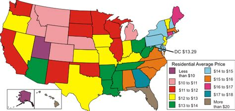 map of us gas prices gas map us