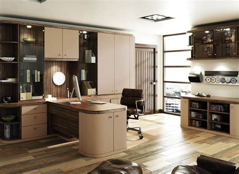 Fitted Home Office Furniture Uk Fitted Home Office Furniture 8446