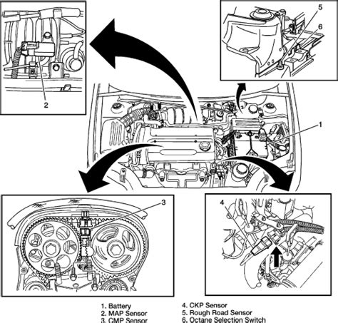 manual repair autos 2007 chevrolet aveo electronic throttle control chevy aveo oxygen sensor location also 2007 chevy free engine image for user manual download
