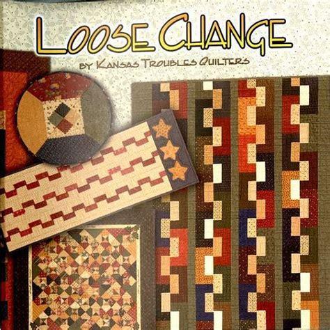 quilt pattern loose change primitive quilting book loose change by kansas