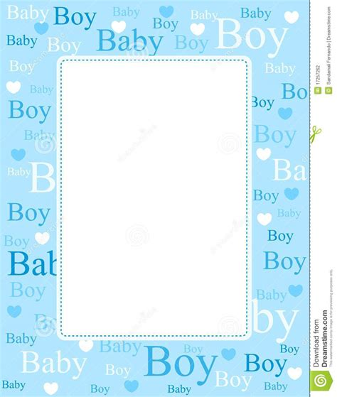 Baby Shower Boarder by 8 Best Images Of Printable Baby Borders And Backgrounds