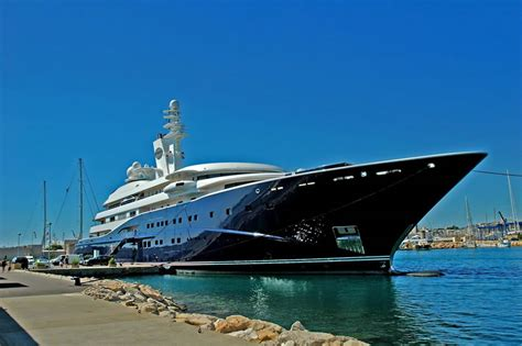 top ten  expensive yachts   world