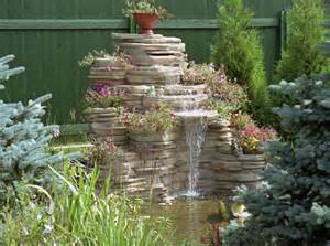 ponds and waterfalls for the backyard pool design ideas