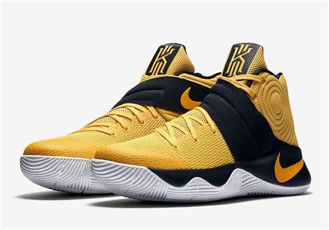 Or Release Date Australia Nike Kyrie 2 Australia Tour Yellow 819583 701 Sneakernews