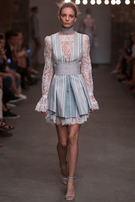 hilary duff wears pinafore style dress at zimmermann ny