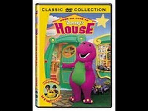 barney s house full download barney s night before christmas dvd menu walkthrough