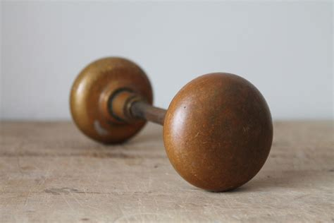 Antique Door Knobs by Brass Door Knob Vintage Antique Salvaged