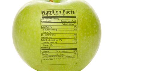 carbohydrates 10 facts 10 nutrition facts about apples nutrition ftempo