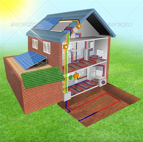 Solar Panels by MEDesigner   GraphicRiver
